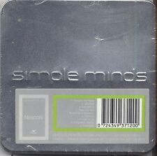 SIMPLE MINDS - Neapolis - CD LIMITED EDITION METAL BOX SIGILLATO SEALED