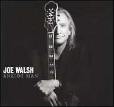 JOE WALSH - ANALOG MAN CD ~ GUITAR ( THE EAGLES ~ JAMES GANG ) *NEW*