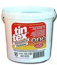 Tintex Flecklöser für Maschinen + Handwäsche 1000 ml