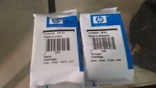 Hp 61 Ink Combo Pack, 1 Black, 1 Tri-Color NEW SEALED OEM HP INK