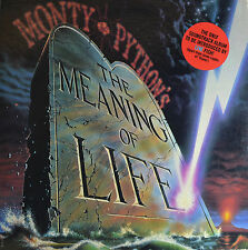 "OST - MONTY PYTHON´S - THE MEANING OF LIFE - ERIC IDLE 12""  LP (Q848)"