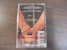 "NEW SEALED ""Aaron Neville"" The Tattooed Heart . Cassette Tape (G)"