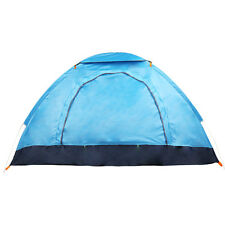Family Tent Waterproof Double Layer Outdoor 2 Person Instant Camping Portable