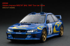 1:43 HPI DIECAST #8596 Subaru Impreza WRC'97 (#4) 1997 Tour de Corse