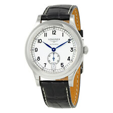 Longines Heritage Automatic White Dial Mens Watch L2.767.4.13.2