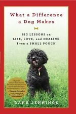 What a Difference a Dog Makes: Big Lessons on Life, Love and Healing from a Smal