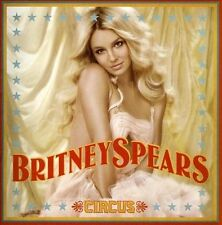 Circus Britney Spears MUSIC CD