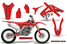 Honda Graphic Kit AMR Racing Bike Decal CRF 450R Decal MX Parts 09-12 DMND RACE