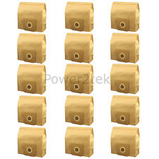 15 x E53 Vacuum Bags for Electrolux Boss Powerlite B4300 Filio Powerplus Z1905 M