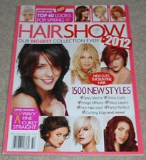 MINT! HAIR SHOW 2012 ~ 1500 NEW STYLES ~ #54 Spring Issue ~ 40 Looks for Spring