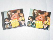 "*CD-VARIOUS ARTISTS""DIE STARS DIE HITS DIE FACTS 1990 incl.112 seitigem Booklet*"
