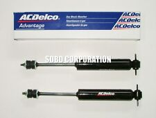 1974-1979 Mercury Cougar Front AC Delco Gas Shock Absorbers Ext 14.6 Comp 9.25