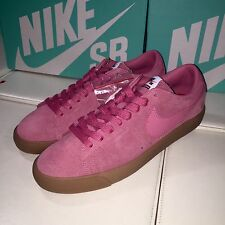 Supreme Nike SB Blazer Low GT. Pink Box Logo Jordan Boost Desert Bloom Paris