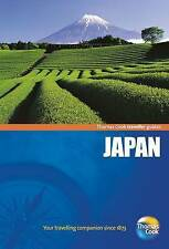 Japan, traveller guides,Thomas Cook Publishing,New Book mon0000023044