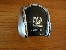 VAUXHALL VICTOR FB / VX 490 STEERING WHEEL BADGE / EMBLEM 1961-65 V RARE