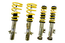 2009-2012 Mini Cooper John Cooper Works ST Suspension  X Coilover Kit Free Ship