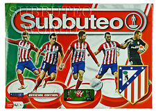 OFFICIAL ATLETICO MADRID SUBBUTEO BOX SET-PAUL LAMOND TABLE SOCCER-FOOTBALL