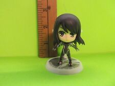 "To Aru Majutsu no Index Shoutaura Sequenzia 2.25""in Figure  Black/Gray Plugsuit"