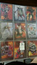 Spawn Toys Pogz set Toy Files Card set