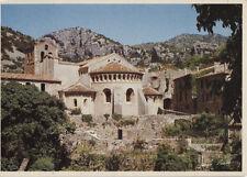 Alte Postkarte - Saint-Guilhem le Désert - L'abside de l'Abbatiale