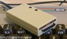 Beige sd2iec COMMODORE 1541 DISK DRIVE emulazione SD Card Reader vic20 c64 c128