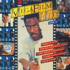 Mega Film Hits 1 Queen, Tina Turner, Lisa Stansfield, Roxette, Carly Si.. [2 CD]