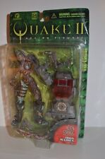 004 Quake II Alien Strogg Iron Maiden Action Figure - Resaurus Ideal NEW