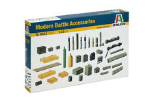 Italeri 419 1/35 Scale Military Accessories Model Kit WWII Field Tool Shop