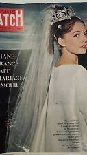 "PARIS MATCH n° 590 1960 "" diane de france """