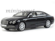 KYOSHO 08891 NX BENTLEY FLYING SPUR W12 1/18 DIECAST ONYX BLACK