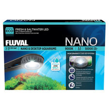Fluval Sea Nano-LED lighting for Seawater aquariums, NEW