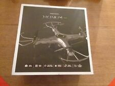 Protocol Dronium Remote-Controlled Quad-Copter Silver Remote & Accessories Only