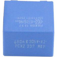 5st entstörkondensator Pi mkp x2 680nf 0,68µf 305vac rm15 conforme con RoHS mercancía nueva