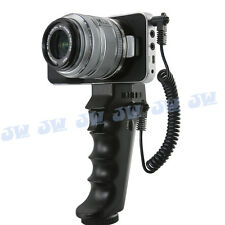 JJC Pistol Grip Handle Stabilizer for Blackmagic Pocket Cinema Camera BMPCC
