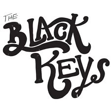 Parche imprimido, Iron on patch, /Textil sticker, Pegatina/ - The Black Keys