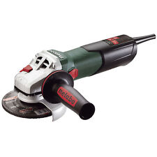 Metabo ANGLE GRINDER W9125Q 125mm 900W Auto Stop Carbon Brushes *German Brand