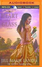 Irish Angel: Heart of Glass 3 by Jill Marie Landis (2016, MP3 CD, Unabridged)
