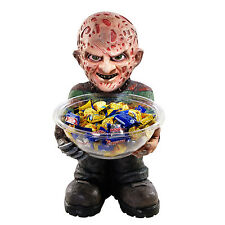 Freddy Krueger Halloween Candy Holder Bowl Halloween Trick or Treat Desk Toy