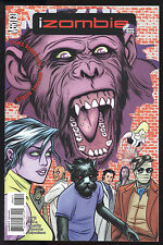 I, Zombie (2010) #6 1st Print What the TV Show is Based on! Robertson Allred NM