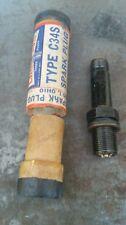 """WWII CHAMPION SPARK PLUG~C-34-S~PRATT WHITNEY~R2800 RADIAL ENGINE~""""SPECIAL"""""""