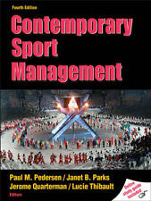 Contemporary Sports Management 4th Edition Textbook