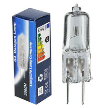 20 x G4 12v 10W Halogen Light Bulb Capsule - Long Life Lamp Company
