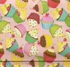Babyville Boutique PUL Water Resistant Diaper Cover Fabric Cupcake - 35085