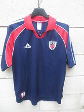 VINTAGE Maillot ATHLETIC BILBAO 1999 2000 shirt away ADIDAS camiseta maglia S