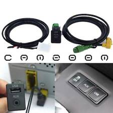 For Volkswagen Magotan Touran Polo Aux-In Adapter USB Cable Wiring Harness Cable