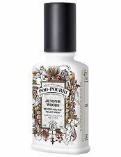 Poo-Pourri Bathroom Spray Before You Go Odor Neutralizer Juniper Woods 4 oz