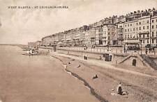 St Leonards on Sea West Marina Beach Promenade 1921