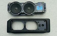 LAND ROVER DISCOVERY 2 SUBWOOFER REAR CARGO DOOR SPEAKERS PHILIPS W/COVER 99/04