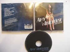 AMY WINEHOUSE Back To Black – 2007 CANADIAN CD – Pop, Jazz, Soul – RARE!