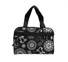 Thirty One Cosmetic Make Up Bag Tote Handle bag Women toiletries Travel Bag